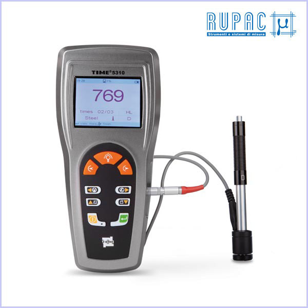 Durometro portatile TH5310D Rupac