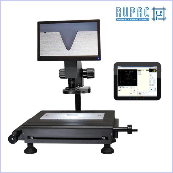 VideoMicroscopio Zoom EMM2K Rupac