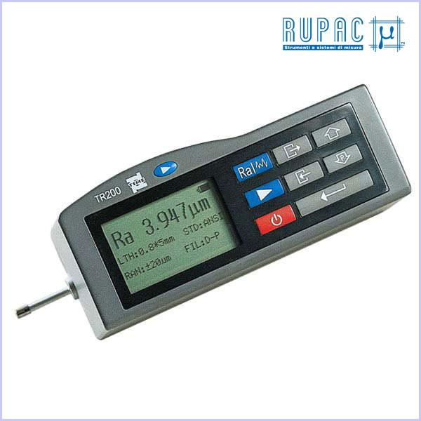 Rugosimetro Portatile Digitale TR-200 Rupac