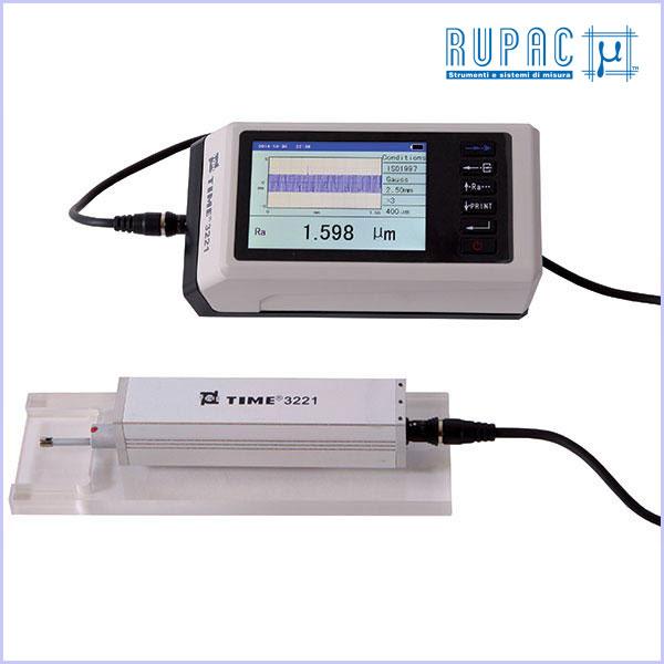 Rugosimetro Portatile Digitale TR-3221 Rupac